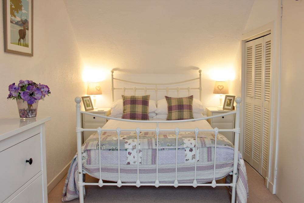 Upstairs-double-bedroom-with-views-of-Urr-Estuary-and-Galloway-hills Home